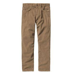 Patagonia Man's Tan Corduroy Pants Size 32